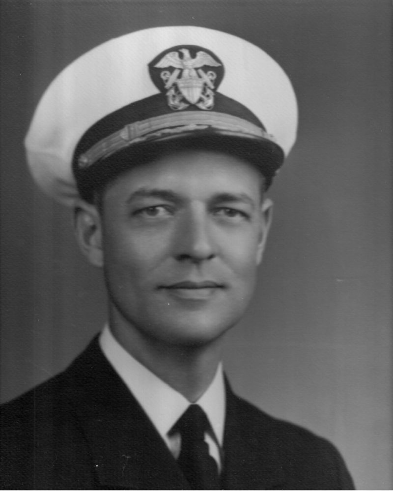Capt CJ Odendhal JR